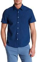 Joe's Jeans Joe&s Jeans Slim Fit Two-Tone Button-Down Shirt