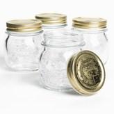 Bormioli Quattro Stagioni Canning Jars - 8.5 oz., Set of 4