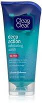 Clean & Clear Deep Action Exfoliating Scrub Oil-Free, 5 Ounce (Pack of 2)