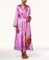 Thalia Sodi Floral-Print Wrap Robe, Only at Macy's