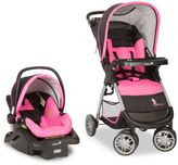 Safety 1st Disney® Amble QuadTM Travel System in Minnie Mouse