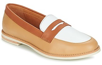 Casual Attitude ITALGOG women's Loafers / Casual Shoes in Brown
