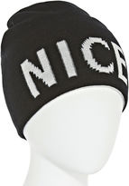 MIXIT Mixit Naughty Nice Beanie