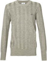 Vivienne Westwood Man - knitted sweater - men - Linen/Flax/Polyamide - S