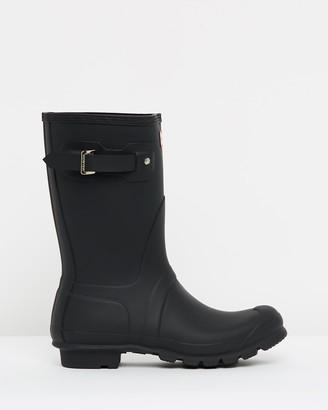 Hunter Original Short Boots - Women's