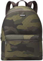 Michael Kors Men's Camo-Print Messenger Backpack