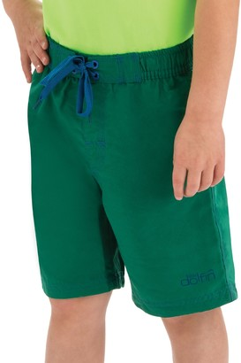 Dolfin Little Dolfin Toddler Solid Swim Trunks