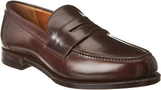 Dunhill Cordovan Leather Loafer