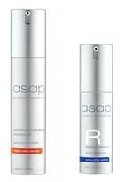 Asap Advanced Hydrating Moisturiser 50ml + Radiance Serum 30ml