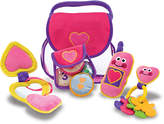 Melissa & Doug Pretty Purse Fill & Spill Soft Playset