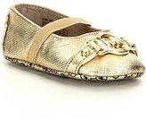 MICHAEL Michael Kors Girls' Baby Giby Crib Shoes