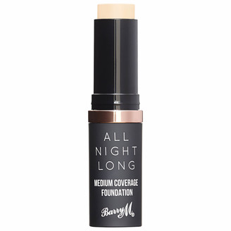 Barry M Cosmetics All Night Long Foundation Stick (Various Shades) - Milk
