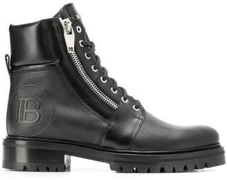 Balmain Ranger Army lace-up boots