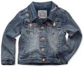 Levi's Snap Button-Front Denim Jacket, Little Girls