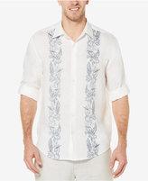 Cubavera Men's Tropical Print Shirt