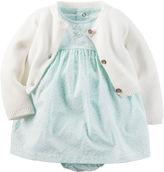 Carter's 2-pc. Woven Dress Set - Baby Girls newborn-24m