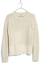 Madewell Women's Stitchmix Pullover