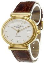 IWC 'Da Vinci Automatic Date' analog watch