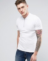 Jack and Jones Zip Polo