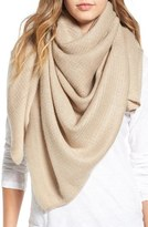 BP Knit Square Scarf