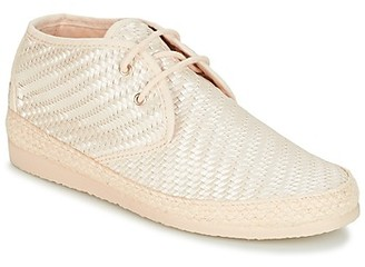 Ippon Vintage SMILE-DRESSCOD women's Espadrilles / Casual Shoes in White