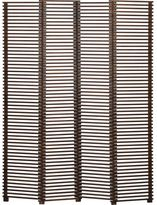 Crate & Barrel Ricci 4-Panel Room Divider
