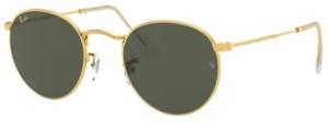 Ray-Ban Round Metal Sunglasses, RB3447 50