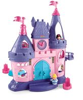 Fisher-Price Disney Princess Little People Songs Palace by