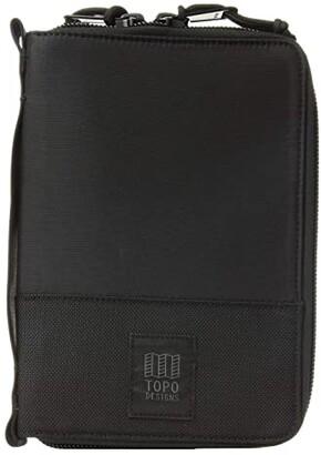Topo Designs Global Case (Ballistic Black) Wallet