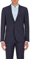 Paul Smith Men's Pin-Dot Jacquard Slim Two-Button Sportcoat