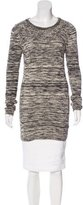 Etoile Isabel Marant Crew Neck Knit Sweater