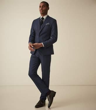 Reiss Bernardo - Single Breasted Blazer in Royal Blue
