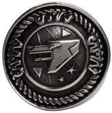 Alexander McQueen Silver Wolf Ring