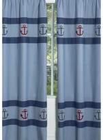 JoJo Designs Jo Jo Designs Sweet Nautical Nights Window Panels
