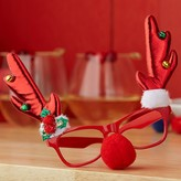 Twos Company Two's Company Reindeer Glasses