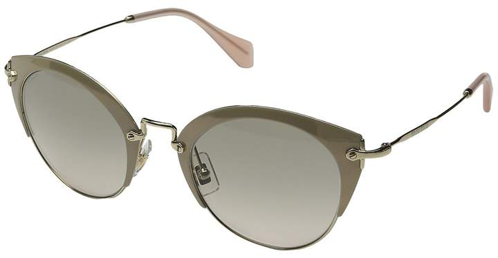 Miu Miu 0MU 53RS Fashion Sunglasses