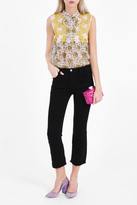 Current/Elliott The Kick Cropped Jeans