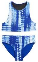 Zella Two-Piece Racerback Swimsuit