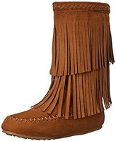 Rampage Britt Fringe Boot (Little Kid/Big Kid)