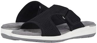 Walking Cradles Simmons (Black Mesh) Women's Sandals
