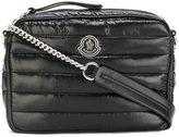 Moncler Atla crossbody bag - women - Leather/Polyamide - One Size