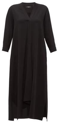 Max Mara Pinta Dress - Womens - Black