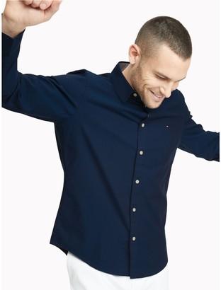 Tommy Hilfiger Custom Fit Essential Stretch Shirt