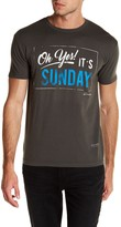 Kinetix Oh Yes Sunday Graphic Tee