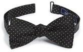 The Tie Bar Dot Silk Bow Tie
