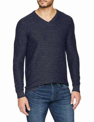 Camel Active Men's Pullover V-Neck Sweater