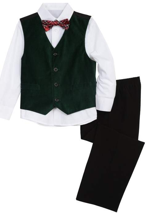 745e126d5 Vest And Bow Tie - ShopStyle
