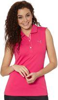 Puma Tech Sleeveless Golf Polo Shirt