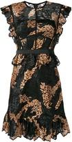 Three floor Love Fern dress