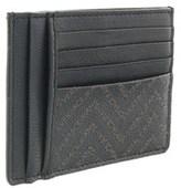 Versace Ee3yobpd4 Em08 Black/brown Bifold Mens Wallet.